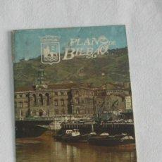 Mapas contemporáneos: PLANO DE BILBAO - EL CORTE INGLÉS. Lote 133852598