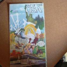 Mapas contemporáneos: MAPA U.S.A. 1982. Lote 137202890