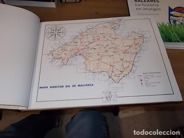 MAPA GENERAL DE MALLORCA DE J . MASCARÓ PASARIUS. EDITOR V. COLOM. 2ª EDICIÓN 1987. UNA JOYA!!! (Coleccionismo - Mapas - Mapas actuales (desde siglo XIX))