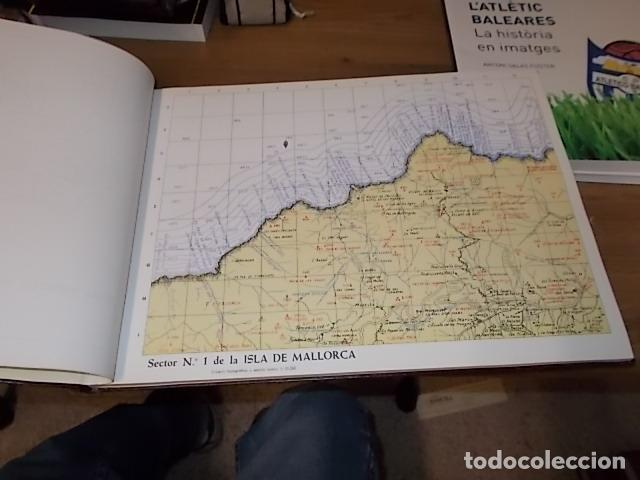 Mapas contemporáneos: MAPA GENERAL DE MALLORCA DE J . MASCARÓ PASARIUS. EDITOR V. COLOM. 2ª EDICIÓN 1987. UNA JOYA!!! - Foto 2 - 208007732