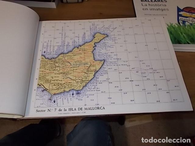 Mapas contemporáneos: MAPA GENERAL DE MALLORCA DE J . MASCARÓ PASARIUS. EDITOR V. COLOM. 2ª EDICIÓN 1987. UNA JOYA!!! - Foto 3 - 208007732