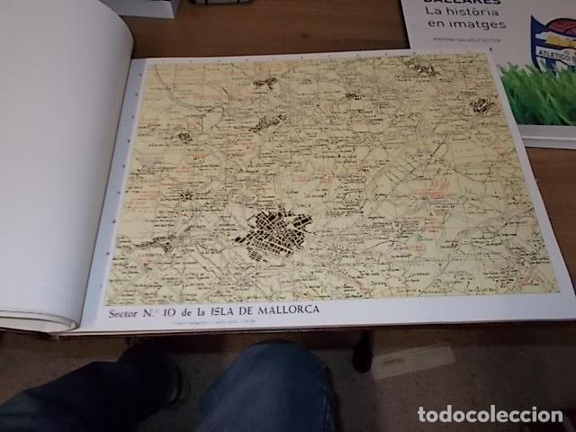 Mapas contemporáneos: MAPA GENERAL DE MALLORCA DE J . MASCARÓ PASARIUS. EDITOR V. COLOM. 2ª EDICIÓN 1987. UNA JOYA!!! - Foto 4 - 208007732