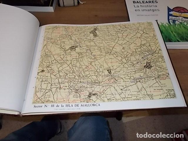 Mapas contemporáneos: MAPA GENERAL DE MALLORCA DE J . MASCARÓ PASARIUS. EDITOR V. COLOM. 2ª EDICIÓN 1987. UNA JOYA!!! - Foto 5 - 208007732