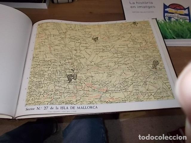 Mapas contemporáneos: MAPA GENERAL DE MALLORCA DE J . MASCARÓ PASARIUS. EDITOR V. COLOM. 2ª EDICIÓN 1987. UNA JOYA!!! - Foto 6 - 208007732