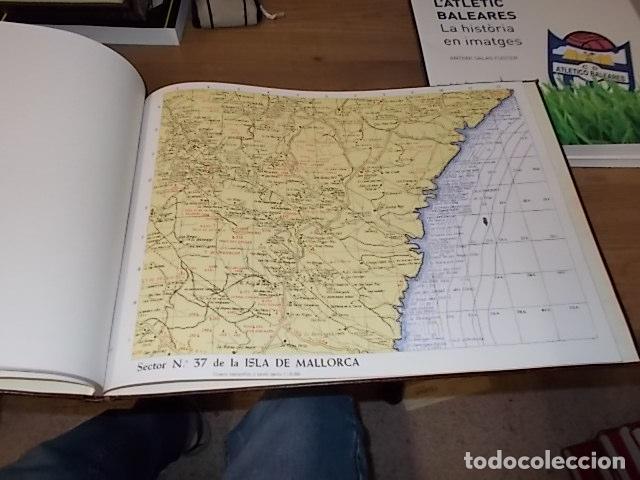 Mapas contemporáneos: MAPA GENERAL DE MALLORCA DE J . MASCARÓ PASARIUS. EDITOR V. COLOM. 2ª EDICIÓN 1987. UNA JOYA!!! - Foto 7 - 208007732