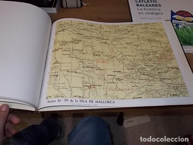 Mapas contemporáneos: MAPA GENERAL DE MALLORCA DE J . MASCARÓ PASARIUS. EDITOR V. COLOM. 2ª EDICIÓN 1987. UNA JOYA!!! - Foto 8 - 208007732