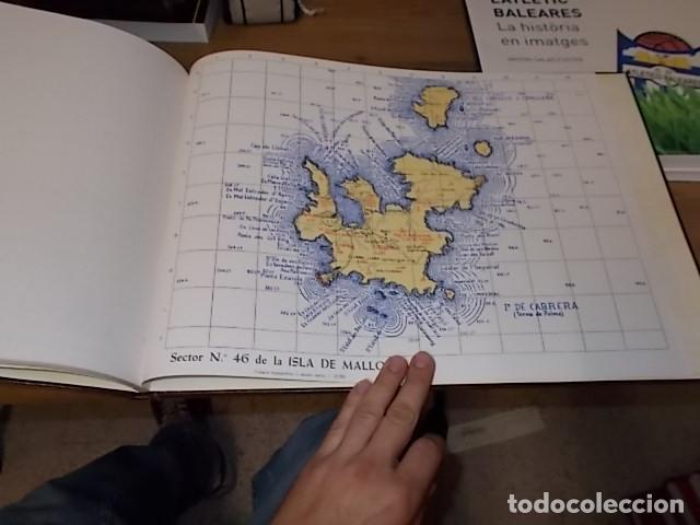 Mapas contemporáneos: MAPA GENERAL DE MALLORCA DE J . MASCARÓ PASARIUS. EDITOR V. COLOM. 2ª EDICIÓN 1987. UNA JOYA!!! - Foto 10 - 208007732