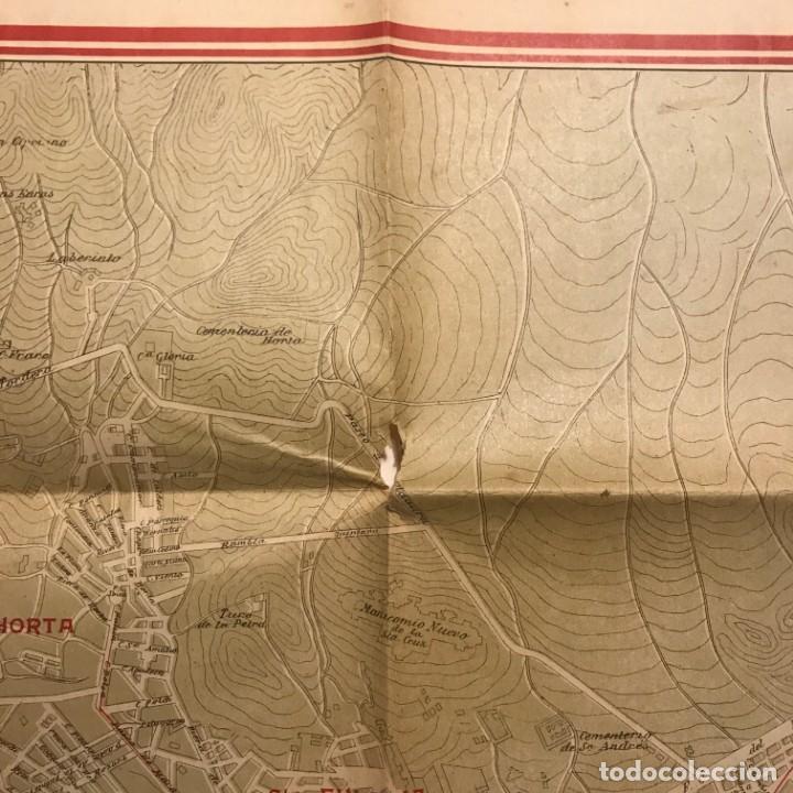 Mapas contemporáneos: Plano de Barcelona especial para los grandes almacenes El siglo SA 91x65 cm - Foto 4 - 149328574
