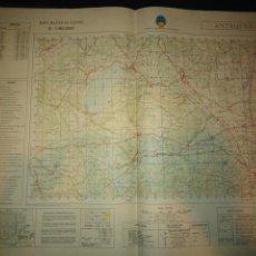 Mapas contemporâneos: CARTOGRAFIA MILITAR DE ESPAÑA. MAPA MILITAR DE ESPAÑA. ANTEQUERA (MALAGA). 1975.. Lote 150297534