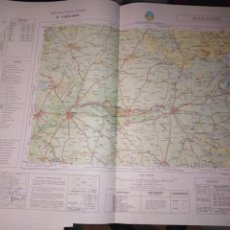Mapas contemporáneos: CARTOGRAFIA MILITAR DE ESPAÑA. MAPA MILITAR DE ESPAÑA. BADAJOZ. 1979.. Lote 150300590