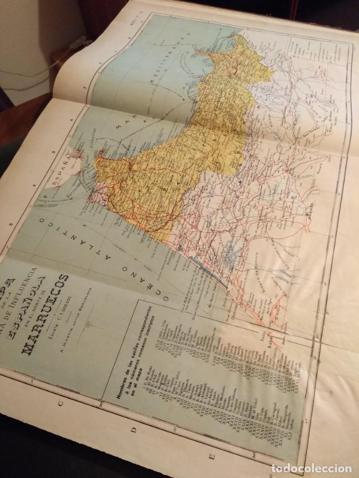Mapas contemporáneos: ATLAS DE ESPAÑA- EDITORIAL A. MARTIN, 1931 - Foto 7 - 150614734