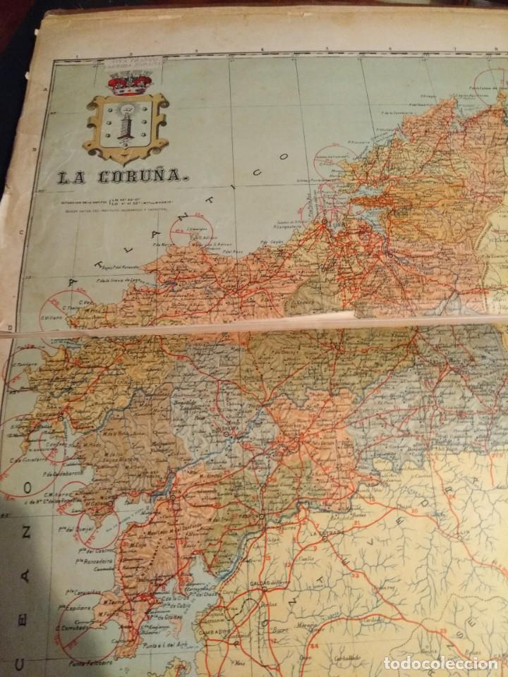Mapas contemporáneos: ATLAS DE ESPAÑA- EDITORIAL A. MARTIN, 1931 - Foto 8 - 150614734
