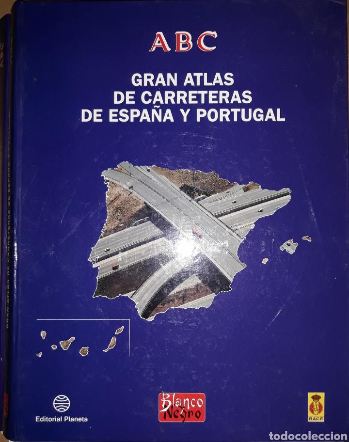 MAPA DE CARRETERAS ESPAÑA Y PORTUGAL POR FASCÍCULOS (Coleccionismo - Mapas - Mapas actuales (desde siglo XIX))