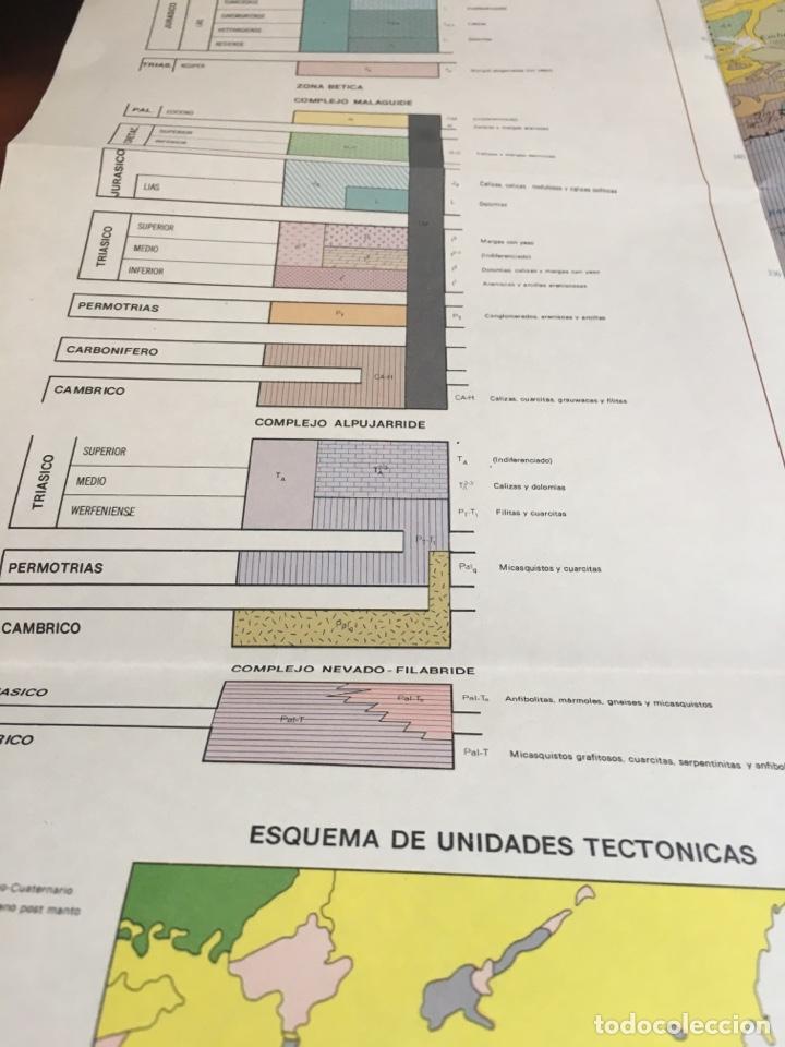 Mapas contemporáneos: IGME Mapa geológico de España E. 1:200000 Murcia 79 - Foto 7 - 151831814