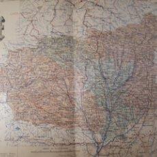 Mapas contemporáneos: LEON 1903. Lote 155030572