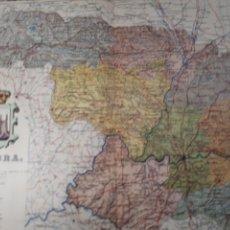 Mapas contemporáneos: ZAMORA 1905. Lote 155031381