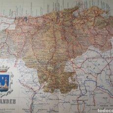 Contemporary maps - Santander 1905 - 155034626