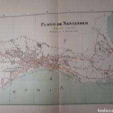 Contemporary maps - Santander 1905 - 155034692