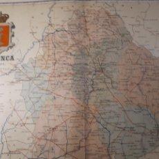 Mapas contemporáneos: CUENCA 1901. Lote 155409573