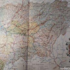 Mapas contemporáneos: JAEN 1905. Lote 155411196