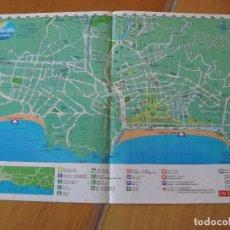 Mapas contemporáneos: MAPA DE LLORET. Lote 156000410