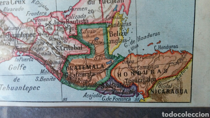 Mapas contemporáneos: Mapa Mexico - Foto 3 - 156709242