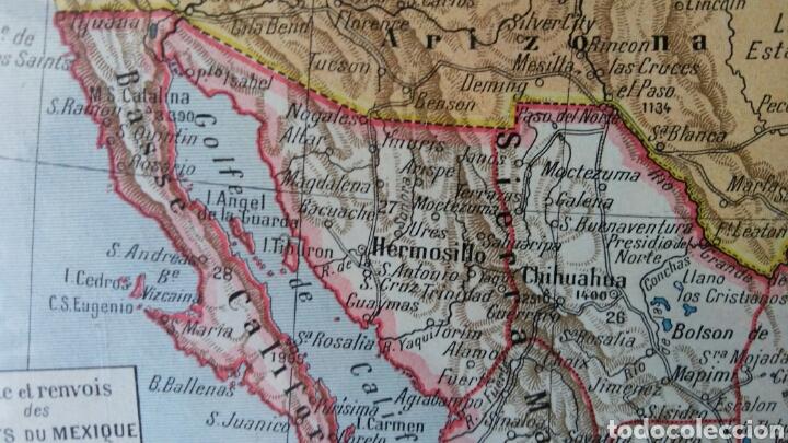 Mapas contemporáneos: Mapa Mexico - Foto 4 - 156709242