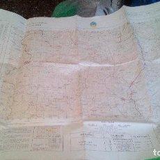 Mapas contemporáneos: CARTOGRAFIA MILITAR DE ESPAÑA - MAPA DE VALDEPEÑAS DE JAEN (JAEN) - ESCALA 1:50.000. Lote 158402110