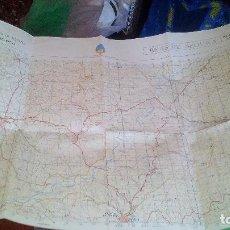 Mapas contemporáneos: CARTOGRAFIA MILITAR DE ESPAÑA - MAPA DE BEAS DE SEGURA (JAEN) - ESCALA 1:50.000. Lote 158402798