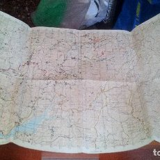 Mapas contemporáneos: CARTOGRAFIA MILITAR DE ESPAÑA - MAPA DE SIERRA DE CAZORLA (JAEN) - ESCALA 1:50.000. Lote 158403570