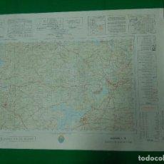 Mapas contemporáneos: MAPA MILITAR DE ESPAÑA ESCALA 1: 50.000 - ARCOS DE LA FRONTERA - MEDIDAS 80X50 CM.. Lote 160241870