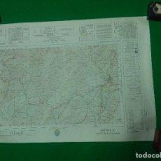 Mapas contemporáneos: MAPA MILITAR DE ESPAÑA ESCALA 1: 50.000 - RONDA - MEDIDAS 80X50 CM.. Lote 160242122