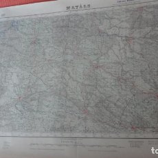 Mapas contemporáneos - ANTIGUO MAPA.MAYALS.LERIDA.EDICION MILITAR 1953 - 163403190