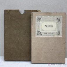 Cartes géographiques contemporaines: MAPA PALENCIA. POR COELLO Y MADOZ. AÑO 1852. ATLAS DEL DICCIONARIO GEOGRAFICO. Lote 165333753