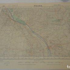 Mapas contemporáneos - ANTIGUO MAPA DE FRAGA.HUESCA.EDICION MILITAR 1949 - 165397502