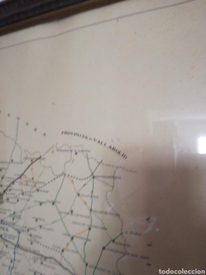 Mapas contemporáneos: MAPA ENMARCADO DIUTACION DE SALAMANCA - Foto 11 - 167686789