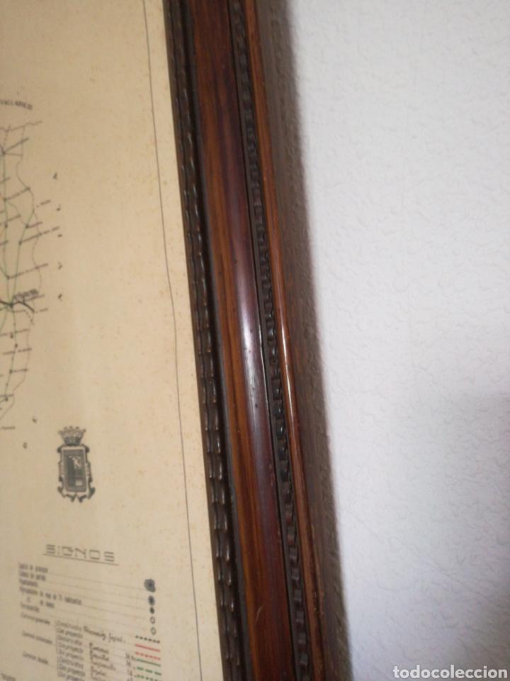 Mapas contemporáneos: MAPA ENMARCADO DIUTACION DE SALAMANCA - Foto 13 - 167686789