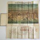 Mapas contemporáneos: GATTI'S ORIENTIRUNGS-PLAN DER WELTAUSSTELUNG IN WIEN. - [PLANO. EXPOSICIÓN UNIVERSAL DE VIENA.]. Lote 168191420