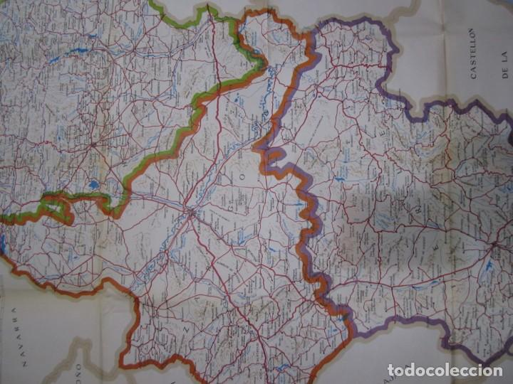 Mapas contemporáneos: mapa de aragon - Foto 3 - 170548096