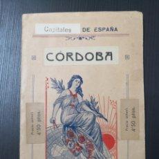 Mapas contemporáneos: COLECCIÓN DE CARTAS DE ESPAÑA. CÓRDOBA. PLANO DE CÓRDOBA ESCALA 1:6000. Lote 170992465