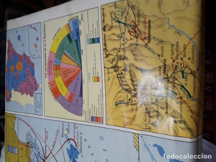 Mapas contemporáneos: Mapa Colegio Guerra civil 2 mapas Colegio BLACK FRIDAY - Foto 2 - 171801865