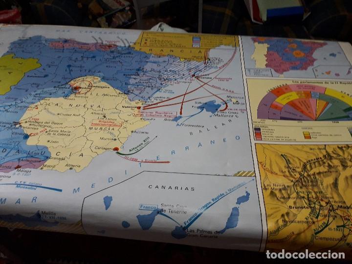 Mapas contemporáneos: Mapa Colegio Guerra civil 2 mapas Colegio BLACK FRIDAY - Foto 3 - 171801865