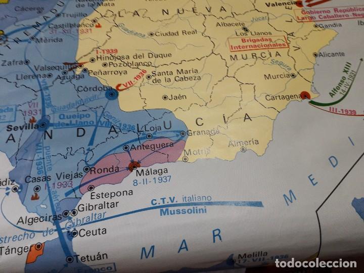 Mapas contemporáneos: Mapa Colegio Guerra civil 2 mapas Colegio BLACK FRIDAY - Foto 4 - 171801865