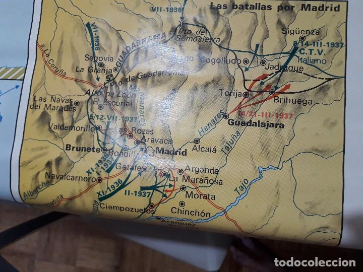 Mapas contemporáneos: Mapa Colegio Guerra civil 2 mapas Colegio BLACK FRIDAY - Foto 5 - 171801865
