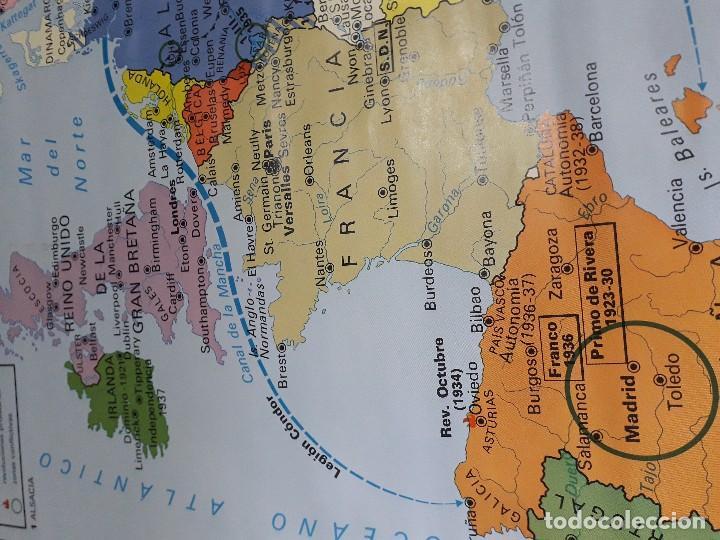 Mapas contemporáneos: Mapa Colegio Guerra civil 2 mapas Colegio BLACK FRIDAY - Foto 8 - 171801865
