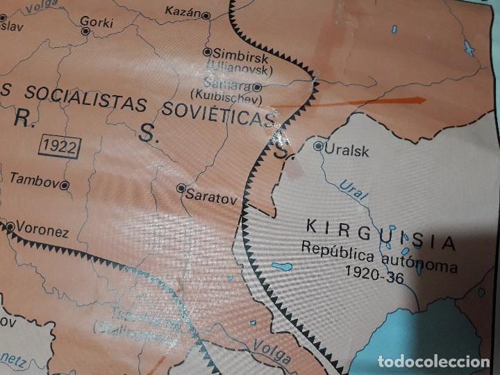 Mapas contemporáneos: Mapa Colegio Guerra civil 2 mapas Colegio BLACK FRIDAY - Foto 9 - 171801865