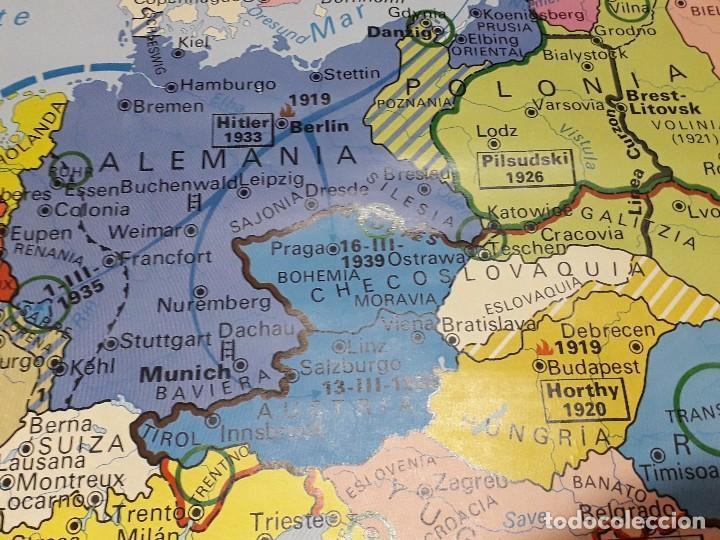 Mapas contemporáneos: Mapa Colegio Guerra civil 2 mapas Colegio BLACK FRIDAY - Foto 10 - 171801865