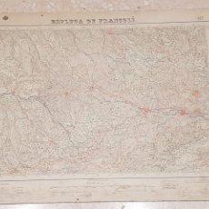 Mapas contemporáneos: MAPA MILITAR ESPLUGA DE FRANCOLI 417 DEL INSTITUTO GEOGRÁFICO Y CATASTRAL 2A. EDICIÓN DEL AÑO 1953. Lote 172893223