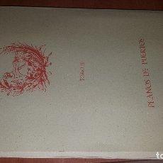 Mapas contemporáneos: PLANOS DE PUERTOS, CARPETILLA CON 38 MAPAS DESPLEGABLES DE PUERTOS ESPAÑOLES, OBRAS PUBLICAS 1940. Lote 173825460