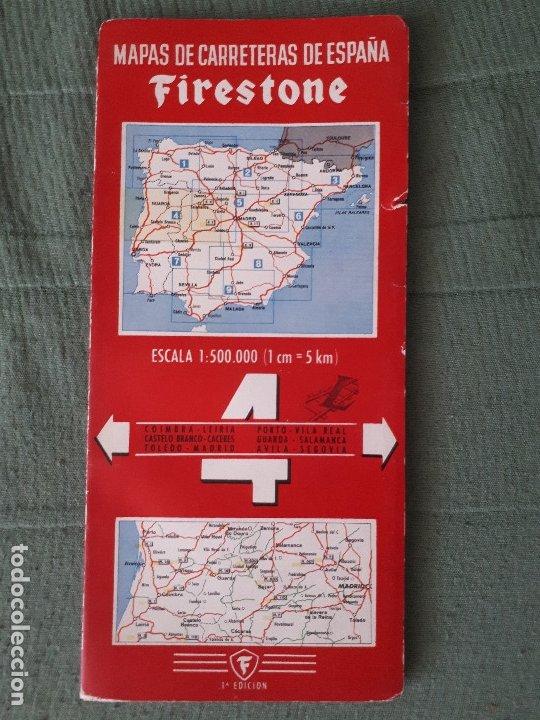 Mapas De Carreteras De Espana Firestone Numer Buy Contemporary